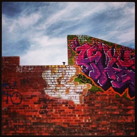 Grafitti Sky