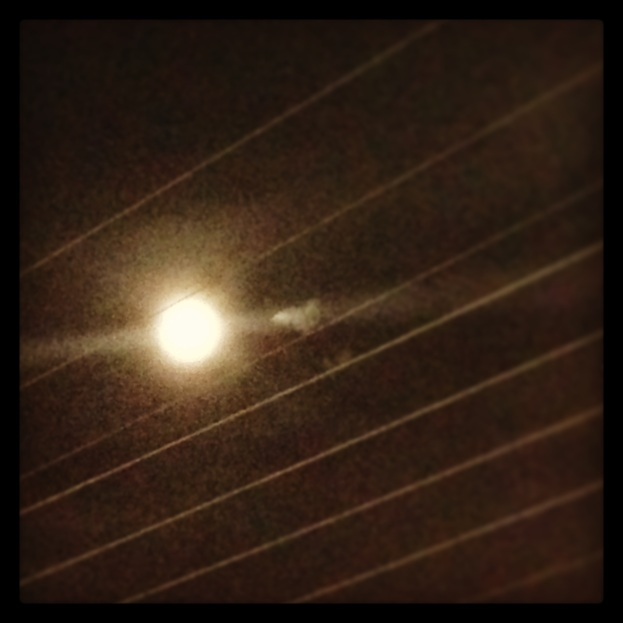 Moon On A Wire