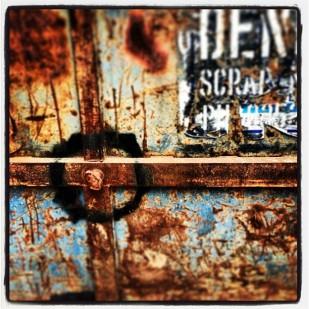 Rust Landscape 1