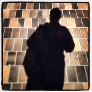 Self Portrait with Tiling